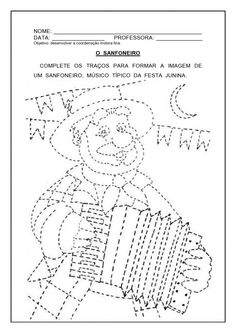 atividade matemática festa junina 13