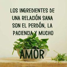 """""""Fotos con frases e ingredientes de amor"""" #consejoscristianosmatrimonios"""