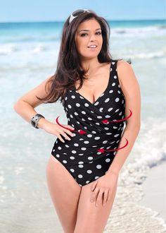 b3cdf876e4afe NAKIAEOI One Piece Swimsuit Plus Size Swimwear Women 2017 High Waisted Bathing  Suits Beachwear Backless Halter Vintage Swim Wear