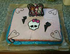 Monster High Torte Schoko-Vanille