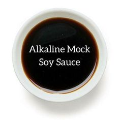 "200 Likes, 11 Comments - Alkaline Vegan News (@alkaline_vegan_news) on Instagram: ""#RP Alkaline Mock Soy Sauce Do you miss soy sauce? Don't even think about using Coconut Aminos.…"""