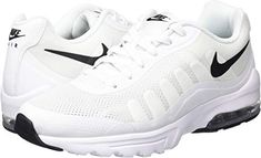 quality design da060 1b6c4 Nike Herren AIR MAX Invigor Laufschuhe, Weiß (WhiteBlack 100), 43