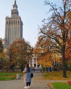 Warsaw by @carlasanyala