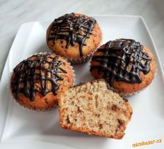 Ham, Muffins, Food And Drink, Cupcakes, Sweets, Cookies, Breakfast, Desserts, Recipes
