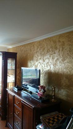 Realizácia - Profipaint.sk #dizajn #design #interier #interior #profipaint #sanmarco Flat Screen, Electronics, Blood Plasma, Flatscreen, Dish Display, Consumer Electronics