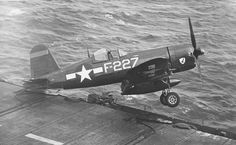 Chance Vought F4U-4B Corsair