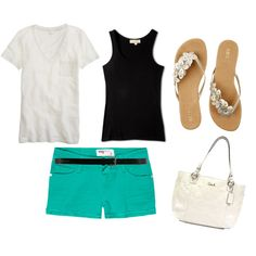 Fun Day, created by rachael-kosal.polyvore.com