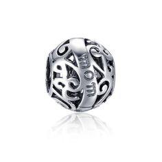 Hạt charm Hollow Flower Mom Charm - 440,000₫  Tương thích các vòng tay của PANDORA  Chất liệu: bạc nguyên chất 925 Màu: Silver Thương hiệu: SOUFEEL Oder trực tiếp từ Úc - Mỹ ---- Liên hệ: 0908575573 - Mr Quốc hangusagiare.net - Order hàng mỹ