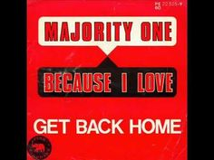Majority One - Because I love (1971)