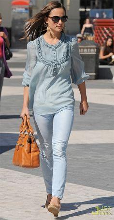 Pippa Middleton Style- Modalu Pippa Medium Grab Bag
