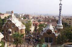 Take the bus to Park Güell | 20 Things Locals Love About Barcelona