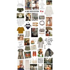 You make the rain fall by bitofbritt on Polyvore featuring Monki, Rachel…