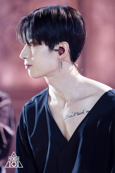 seungwoo tattoo Ideas and Images Lee Dong Wook, Drama, Thing 1, Produce 101, Actors, Seong, Kpop Boy, Boyfriend Material, K Idols