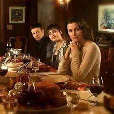 Thansgiving Dinner...Blue Bloods