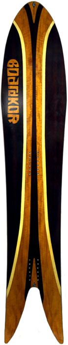 Boardkor Swallowtail