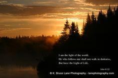 Sunrise - Deer Lake
