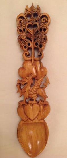 Carvings by John Patterson (EWC Member) 63