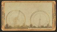 Ingersoll, T. W. (Truman Ward), Ferris Wheel, World's fair views, 1893