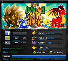 Dragon City Hack - Get unlimited gold and gems Dragon City Hack and Dra cheats . - - [ Dragon City Hack - Get unlimited gold and gems in Dragon City Hack and Dragon City Hack tricks 2019 Dragon City Hack Update Dragon City Hack Tool Dr. Dragon City Cheats, Dragon City Game, City Generator, Gold Mobile, New Dragon, Gold Dragon, Cheat Engine, Game Resources, Free Gems