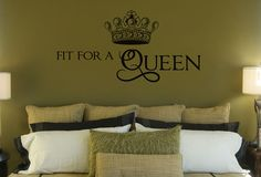 Fit for a queen - Twiggy Decor