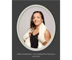 Sarah Ourahmoune Vice-championne de boxe anglaise JO de Rio 2016