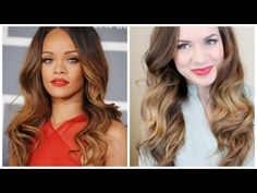 Rihanna's Loose Waves from The Grammys!