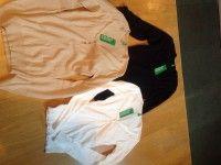 Stock odzieży Benetton kolekcji 2013 i 2014 #odzież #benetton #stock