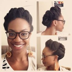 Ijeoma is Naturally Glamorous! | Curly Nikki | Natural Hair Styles and Natural Hair Care