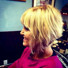 Color and Cut By @hairwizb50