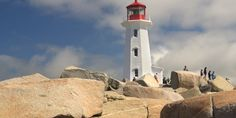 Halifax & Peggy's Cove, Halifax, Ns, Canada