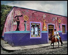 Window Shopping in Ajijic  Mexico