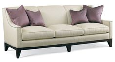 Hickory White - Three Cushion Sofa - 4403-05