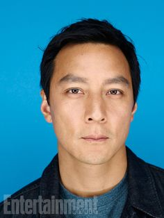 Daniel Wu, 'Into the Badlands' #EWComicCon   Image Credit: Michael Muller for EW