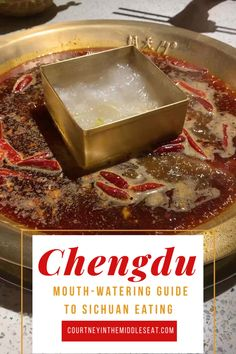 china videos Guide to Sichuan Food in Chengdu - Chengdu Food Guide. A summary of the most delicious, mouth-watering foods to try when visiting Chengdu, China. Water Noodles, Hot Chili Oil, Sichuan Pepper, Mouth Watering Food, Night Snacks, Chengdu, China Travel, Best Places To Eat, Summary