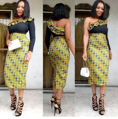 African fashion African Attire, African Wear, African Women, African Dress, African Print Fashion, Africa Fashion, Ghanaian Fashion, Africans, African Design