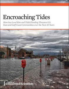Tidal flooding, driven by sea level rise, will dramatically increase in U.S. East and Gulf Coast communities over the next 30 years.