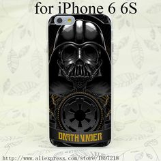 Skull Machine Stars War Hard Transparent Cover Case for iphone 4 4s 5 5s 5C SE 6 6s Clear Cell Phone Cases