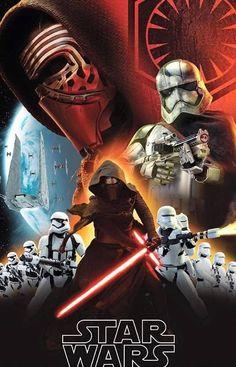Star Wars: The Force Awakens poster/art 534