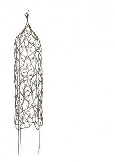Obelisque en fer forgé - Demeure et Jardin - Decofinder