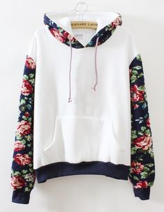 hooded sweater I want this!!!!