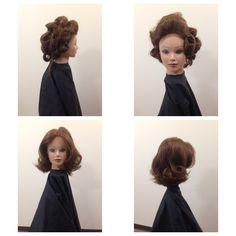 Vertical Curls