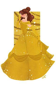 Belle, by Flesola.deviantart.com