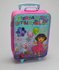 Pink 'Fiesta Time!' Dora the Explorer Trolley by Dora the Explorer on #zulily