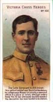 Alfred Atkinson VC (6 February 1874 – 21 February 1900) died from wounds received at Paardeberg. He was awarded the VC for his acts of bravery during Bloody Sunday.