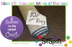 Carpet Crisis SOLVED