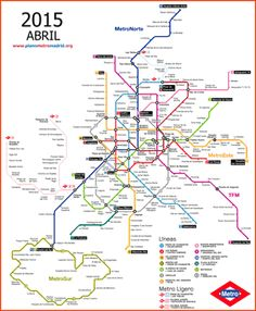 downtown madrid map  Google Search  maps  Pinterest  Madrid