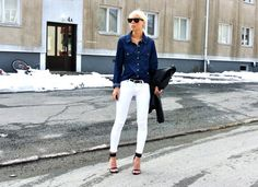 Shoes - Nelly, Shirt - Only, Jeans - Ruth and others, Belt - Lindex