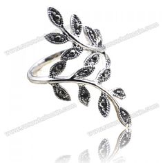 Wholesale Exquisite Curved Branch Shape Alloy Ring For Women (COLOR ASSORTED,ONE SIZE), Rings - Rosewholesale.com