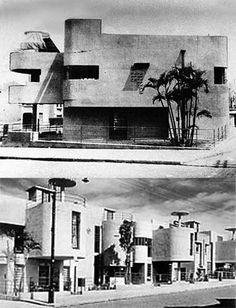 Vila Modernista - Flávio de Carvalho Sp City, Paulistano, Interesting Buildings, Old Houses, Modern Architecture, Mid-century Modern, Building A House, Past, Scenery