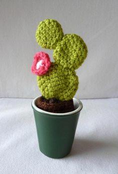 Crochet cactus                                                       …
